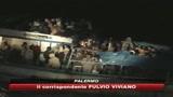 11/03/2009 - Lampedusa, sbarco di immigrati nella notte