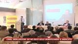 14/03/2009 - Crisi, il premier: se ne esce solo bonificando mercato
