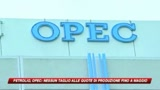 Petrolio,Opec: Nessun taglio a produzione fino a maggio