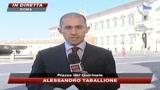 17/03/2009 - Crisi, Berlusconi incontra Napolitano