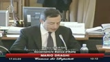 Crisi, allarme di Draghi: La recessione continuer