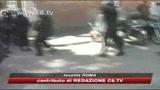18/03/2009 - Scuola, le immagini dei disordini alla Sapienza
