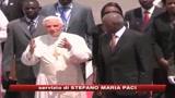 23/03/2009 - Il Papa lascia l'Africa e si appella ai Paesi ricchi