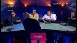 L'eliminazione di Swissy alla Notte del Poker 3