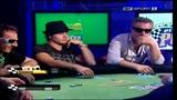 Pit Stop Poker, scontro tra Fisichella e Rosberg