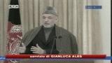 28/03/2009 - Afghanistan-Pakistan, sì di Karzai al piano Obama