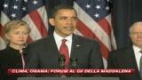 28/03/2009 - Obama a Berlusconi: al G8 vertice su clima ed energia