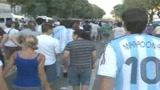 Argentina de oro, gol e spettacolo
