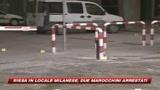 30/03/2009 - Rissa in locale milanese, arrestati due marocchini