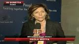Roma, Sacconi: Cresce preoccupazione per la crisi