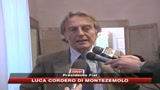 31/03/2009 - Fiat-Chrysler, Montezemolo: Orgogliosi e soddisfatti