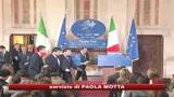 Crisi, Berlusconi: a rischio 20 mln di posti di lavoro