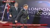 02/04/2009 - G20, Obama: Misure urgenti. Sarkozy: Regole certe