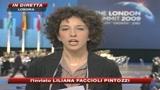 02/04/2009 - G20, Pronti 5mila miliardi, addio ai paradisi fiscali