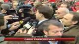 Corteo Cgil, Franceschini: un dovere partecipare