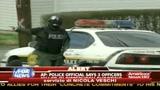 Pittsburgh, 3 poliziotti morti e 5 feriti in sparatoria