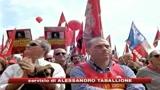 Cgil, Bonanni: tanta gente usata a scopo elettorale