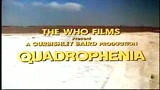06/04/2009 - QUADROPHENIA - IL TRAILER