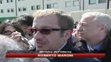 Terremoto Abruzzo, Maroni: priorità è ricerca dispersi