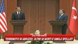 Terremoto abruzzo, Obama esprime cordoglio per vittime