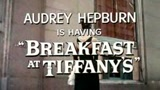 COLAZIONE DA TIFFANY - IL TRAILER
