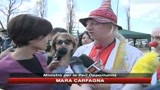 Terremoto Abruzzo, Carfagna: qui per aiutare i bambini