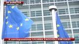 Terremoto Abruzzo, Italia chiede ufficialmente fondi Ue