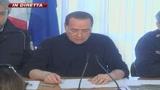 Terremoto in Abruzzo, Berlusconi: 8500 soccorritori