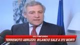 Terremoto, anche l'Ue al lavoro per aiutare l'Abruzzo