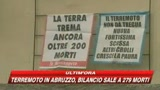 09/04/2009 - Madonna, una donazione per l'Abruzzo