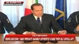 Berlusconi: Dal 6 aprile, 806 gli eventi sismici
