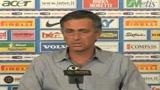 Mourinho: il Palermo verrà per giocarsela