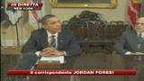 10/04/2009 - Crisi, Obama: Segni di ripresa ma resta molto da fare