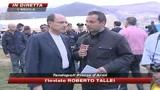 Terremoto Abruzzo, Schifani: La politica è unita