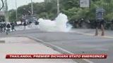 Disordini in Thailandia, sospeso il summit Asean