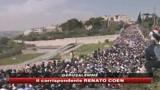 Gerusalemme, migliaia di pellegrini nella città santa