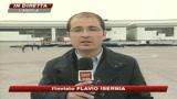 Sisma, Pasqua tra gli sfollati per Berlusconi e Fini