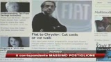 15/04/2009 - Fiat, Marchionne vede nero in casa Chrysler