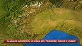 Torino, rapina in casale:si fingono morti per salvarsi