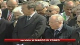 18/04/2009 - Sisma, Napolitano: danni aggravati da sprezzo regole