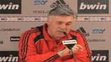 18/04/2009 - Ancelotti zittisce Kak