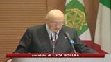 19/04/2009 - Napolitano: Disprezzo delle regole pesa sulle vittime