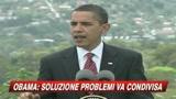 19/04/2009 - Obama: da Cuba e Venezuela mi aspetto fatti