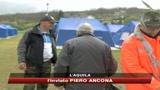 22/04/2009 - Maltempo in Abruzzo: piove sui terremotati