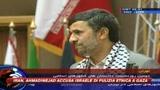Ahmadinejad accusa Israele di pulizia etnica a Gaza