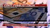 Aumenta il debito. Italia maglia nera d'Europa