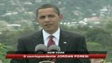 Obama, dal clima una nuova economia contro la crisi