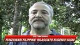 Filippine, funzionari locali: liberato Eugenio Vagni