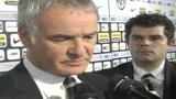 Ranieri: Non penso a dimettermi