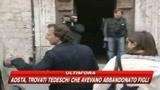 23/04/2009 - Perugia, dissequestrata casa delitto Meredith